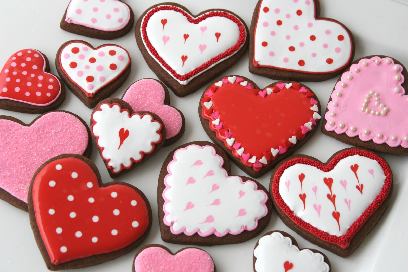 2018/02/08 Valentine Cookies For Kids 6:00PM 8:00PM   The Cutting Edge  Classroom