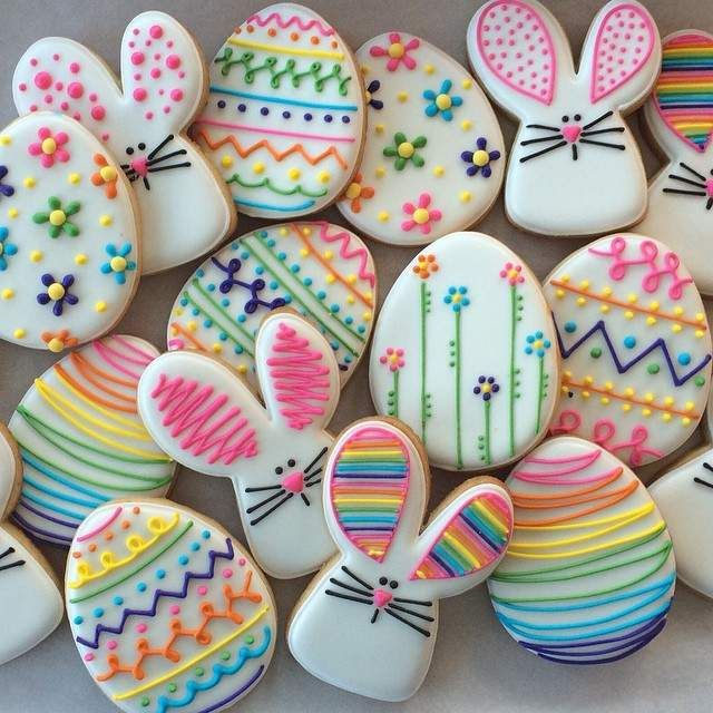 Easter Cookie Class